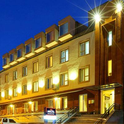 هتل مینوتل برسام ایروان (Minotel barsam)