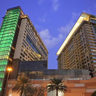 هتل سوئیس الغریر دبی (Swissotel Living Al Ghurair)