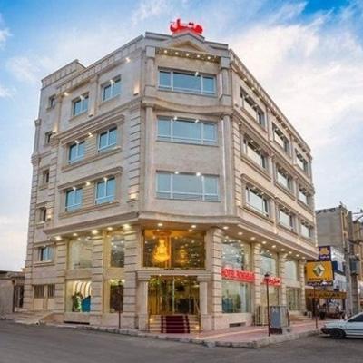 هتل آرکا (قشم)