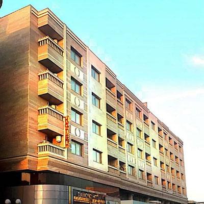 هتل دیاموند (قشم)