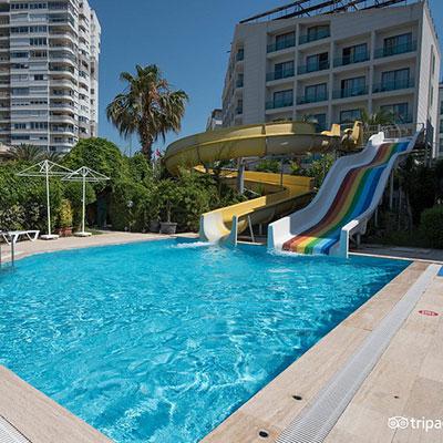 هتل کلاب فالکون آنتالیا (Club Hotel Falcon)