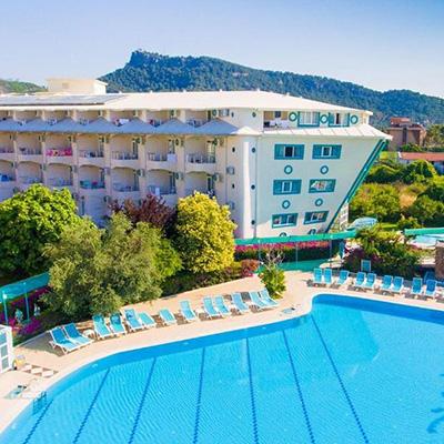هتل میاروسا بیچ (MIAROSA KEMER BEACH)