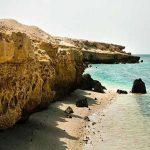 هندورابی جزیره ای بکر و زیبا در خلیج فارس