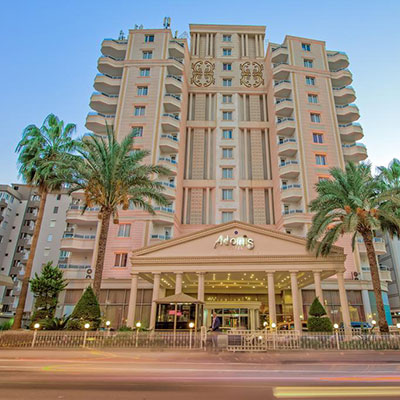 هتل آدونیس (Adonis Hotel Antalya)