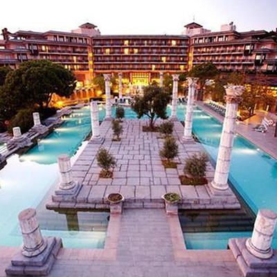 هتل زانادو آنتالیا (Xanadu Resort)