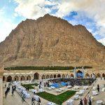 سنتی ترین هتل 5ستاره ایران با امکانات پیشرفته در دل کوه