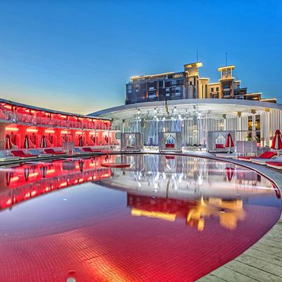 هتل سلکتوم لاکچری (Selectum Luxury Resort)