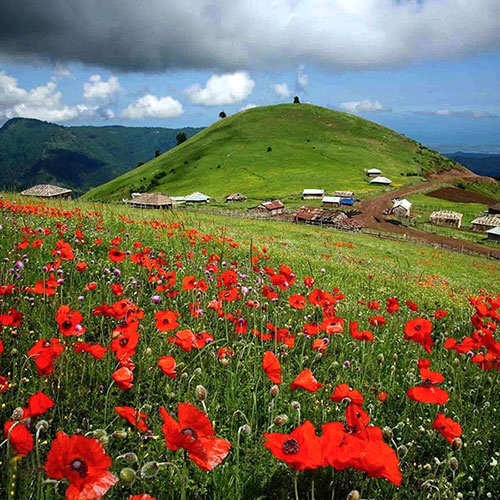 سفر به سوباتان، بهشت زیبای تالش